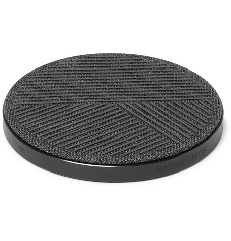 Native Union - Drop Wireless Charger - Black