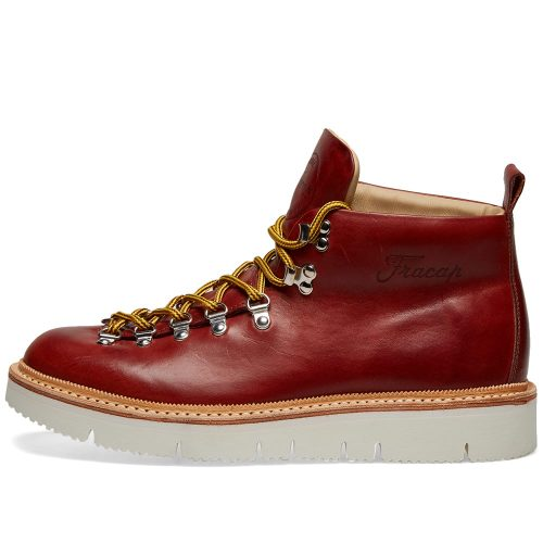 Mens Fracap M120 Vibram Sole Guardolo Scarponcino Boot in Arabian Brown.