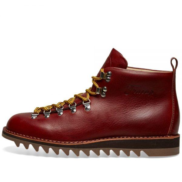 Mens Fracap M120 Ripple Sole Scarponcino Boot in Arabian Brown