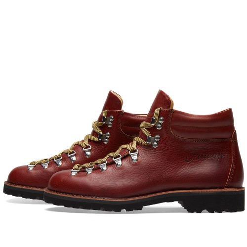 Fracap M127 Roccia Sole Scarponcino Boot Arabian Brown