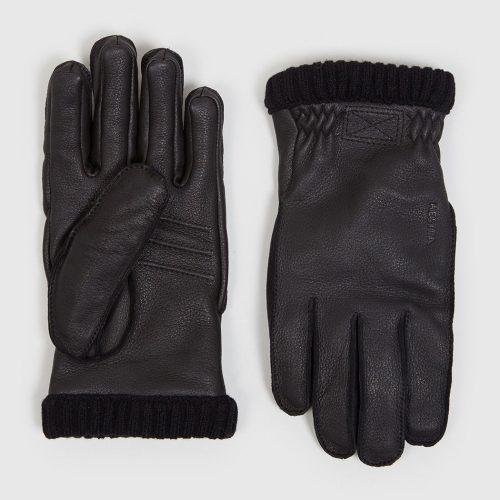 Hestra Primaloft Rib Gloves - Black