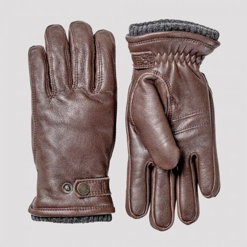 Hestra Utsjo Sport Gloves (Leather) - Espresso