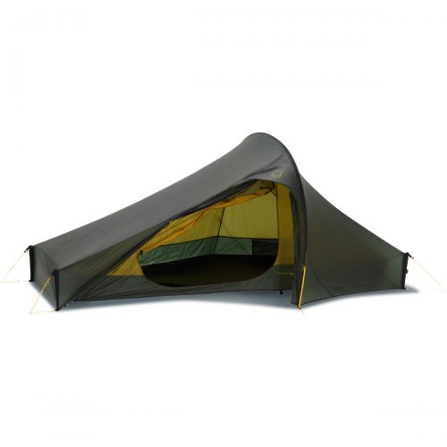 Mens Nordisk Telemark 2 Light Weight Tent in Green