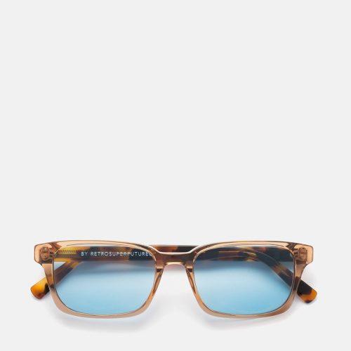 Super Regola Sunglasses - Gazzetta Brown/Blue