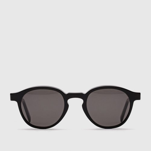 Mens SUPER by RETROSUPERFUTURE The Iconic Series Sunglasses in Black
