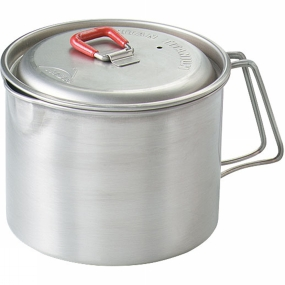 MSR Titan Camping Kettle silver