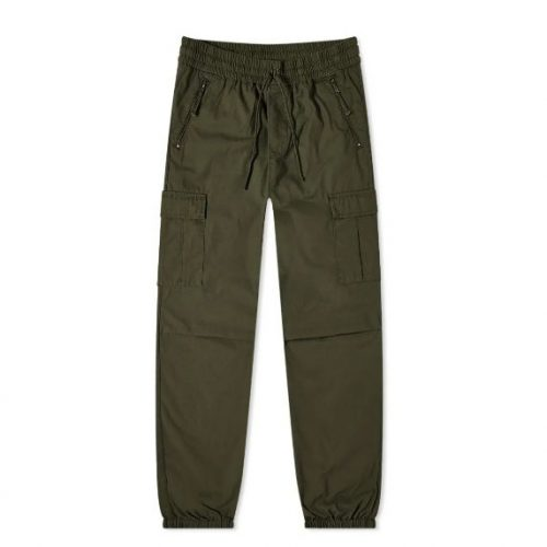 Mens Carhartt Cargo Pant Trousers in Cypress Green