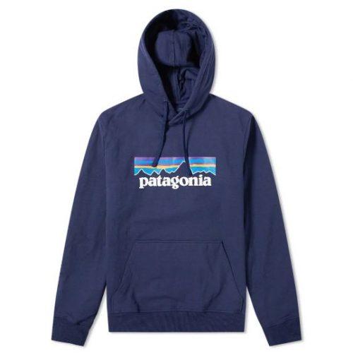 Patagonia P-6 Label Uprisal Hoody Navy