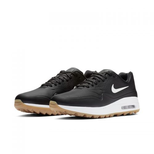 Nike Air Max 1 G Men's Golf Shoe - Black