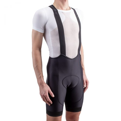 Isadore I7A3O7E Echelon Light Bib Shorts Bib Shorts mens black