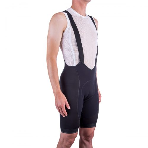 Isadore I7A3O7E Echelon Thermal Bib Shorts Bib Shorts mens black
