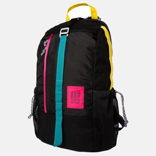 Topo Designs Backdrop Backpack Black