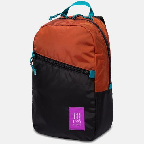 Topo Designs Light Backpack Clay/Black