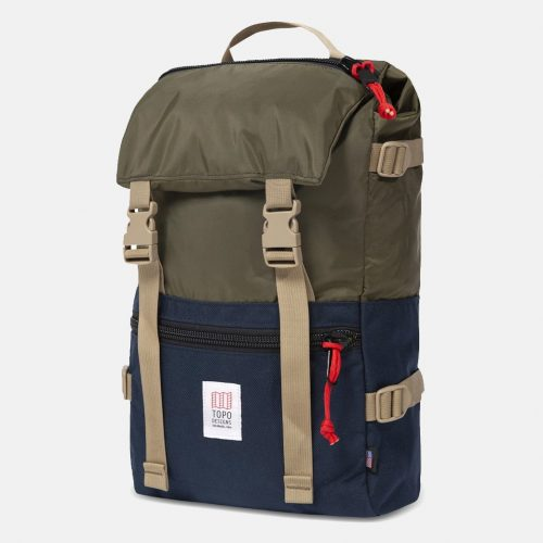 Topo Designs Rover Backpack Olive/Navy