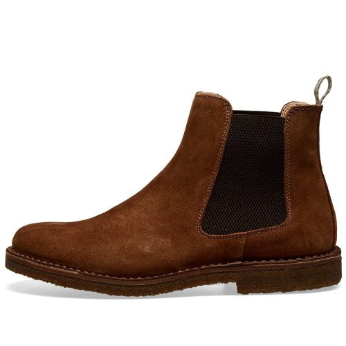 Mens Astorflex Bitflex Chelsea Boot in Brown