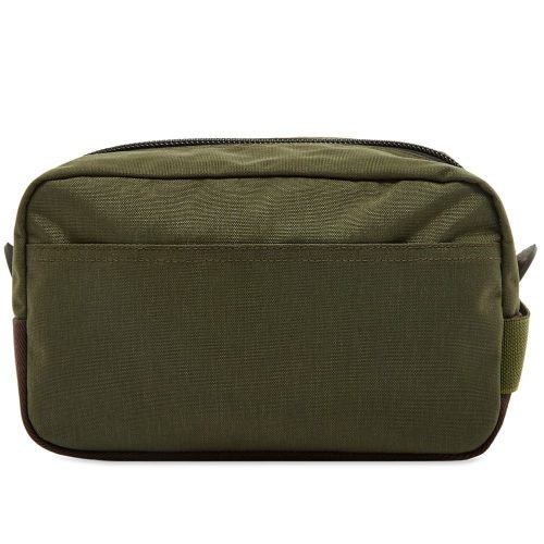 Mens Filson Travel Pack Bag in Otter Green