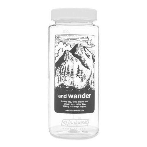 And Wander x Nalgene Bottle Grey
