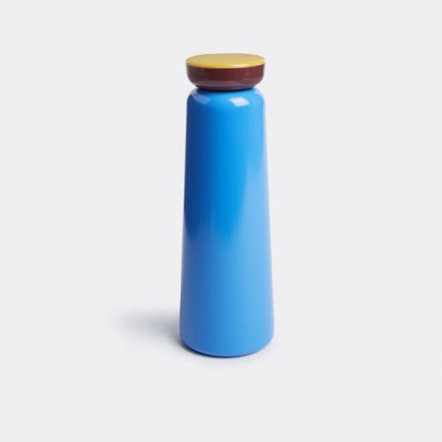 Mens Hay Sowden Stainless Steel / Polypropylene Bottle in Blue
