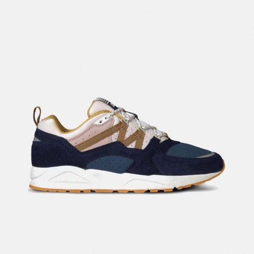 Mens Karhu Fusion 2.0 Sneakers in Patriot Blue / Tapenade