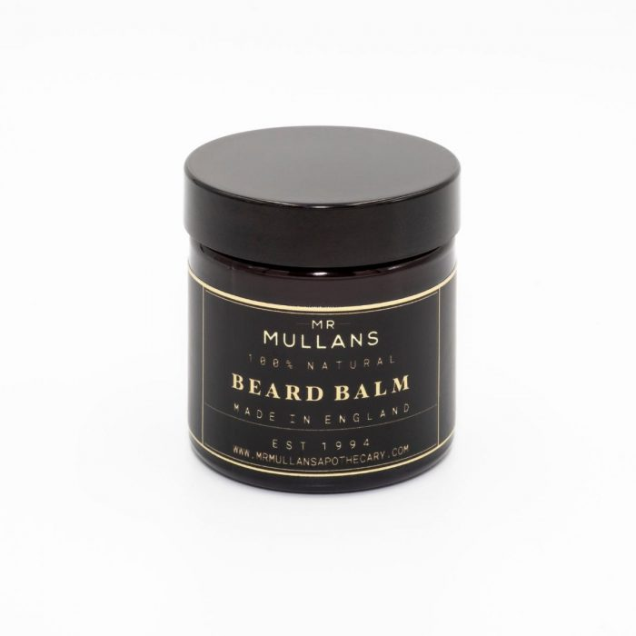 Mens Mr Mullans Apothecary Beard Balm 50ml