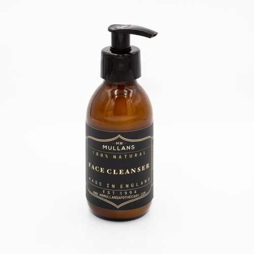 Mens Mr Mullans Apothecary Face Cleanser 150ml