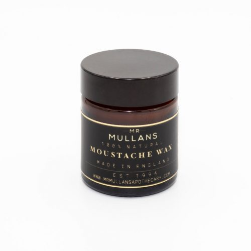Mens Mr Mullans Apothecary Moustache Wax 30ml