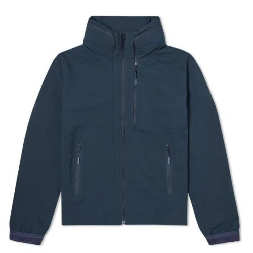 Mens Descente Allterrain Packable Stretch Jacket in Navy