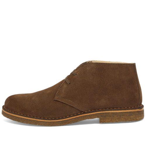 Mens Astorflex Greenflex Boot in Chestnut Brown