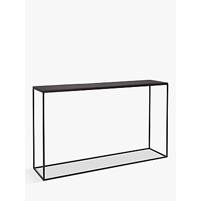 Mens Content by Terence Conran Fusion Console Table in Blackonsole Table