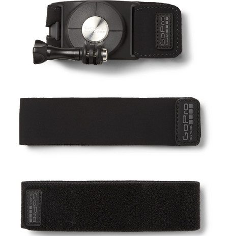 Mens GoPro Action Camera Hand And Wrist Strap in Black