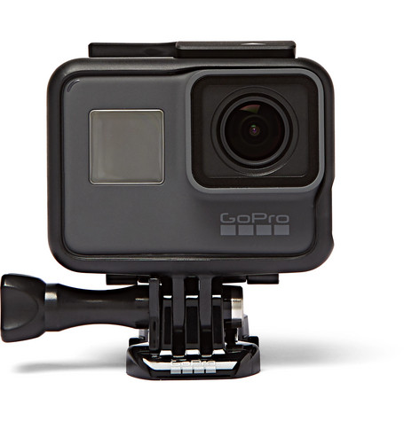 Mens GoPro Hero Hd Action Camera in Black