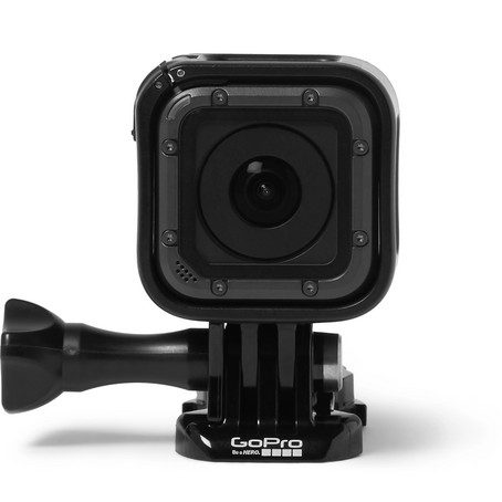Mens GoPro Hero Session Action Camera in Black