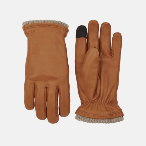 Mens Hestra John Gloves (Hairsheep Leather) in Cork