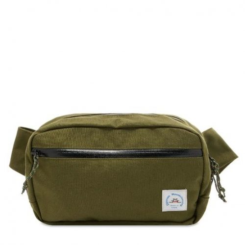 Mens Epperson Mountaineering Sling Bag in Olive Green