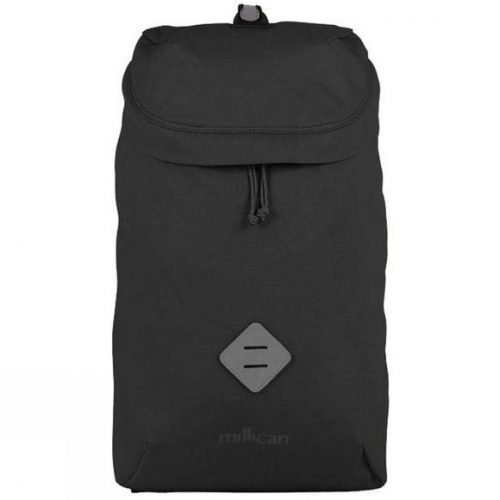 The Mens Millican Oil the Zip Pack 15L Backpack in Black