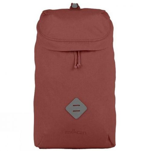 Mens Millican Oli the Zip Pack 15L Backpack in Red