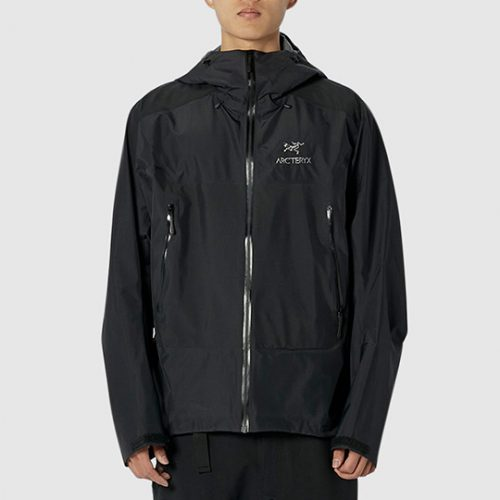 Mens ARC'TERYX Beta Sl Hybrid Jacket in Black