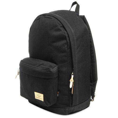 Mens Battenwear Battenpack Backpack in Black