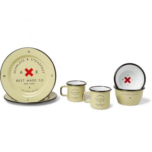 Mens Best Made Company Enamel Gift Set in Neutrals