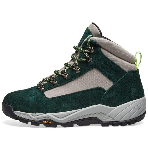 Mens Diemme Cortina Vibram Hiking Boots in Grey Desert Oasis