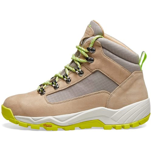 Mens Diemme Cortina Vibram Hiking Boots in Sand