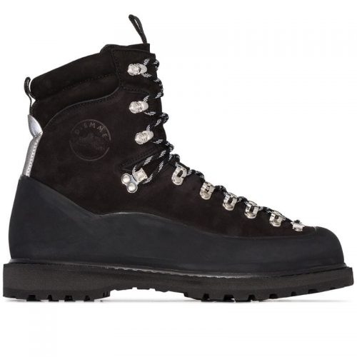 Mens Diemme Everest Hiking Boots in Black