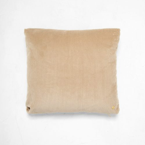 Mens Ferm Living Corduroy Cushion in Beige