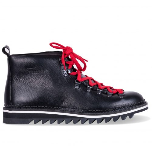 Mens Fracap M120 Hiking Boots in Black