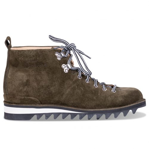 Mens Fracap M110 Boots in Olive