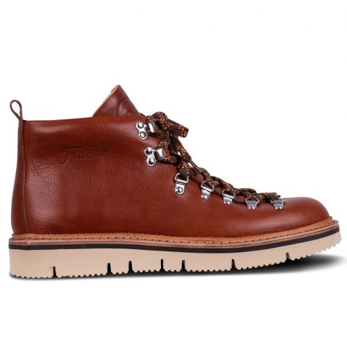 Mens Fracap M120 Hiking Boots in Brandy