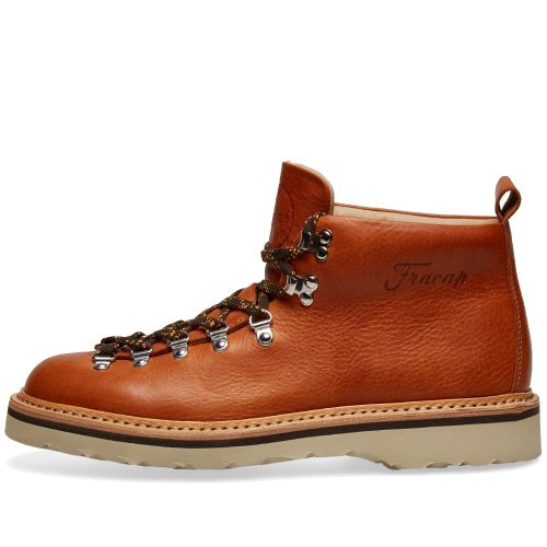 Mens Fracap M120 Ankara Sole Guardolo Scarponcino Boots in Brown