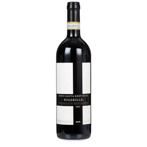 Gaja Sugarille Pieve Santa Restituta Brunello Di Montalcino 2013 Red Wine