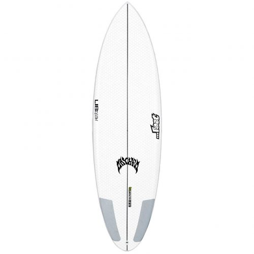 Mens Lib Tech X Lost Quiver Killer 5'10 Surfboard in White