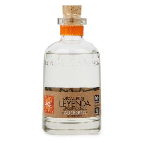 MEZCALES DE LEYENDA Guerrero Mezcal Mexican Tequila Spirits
